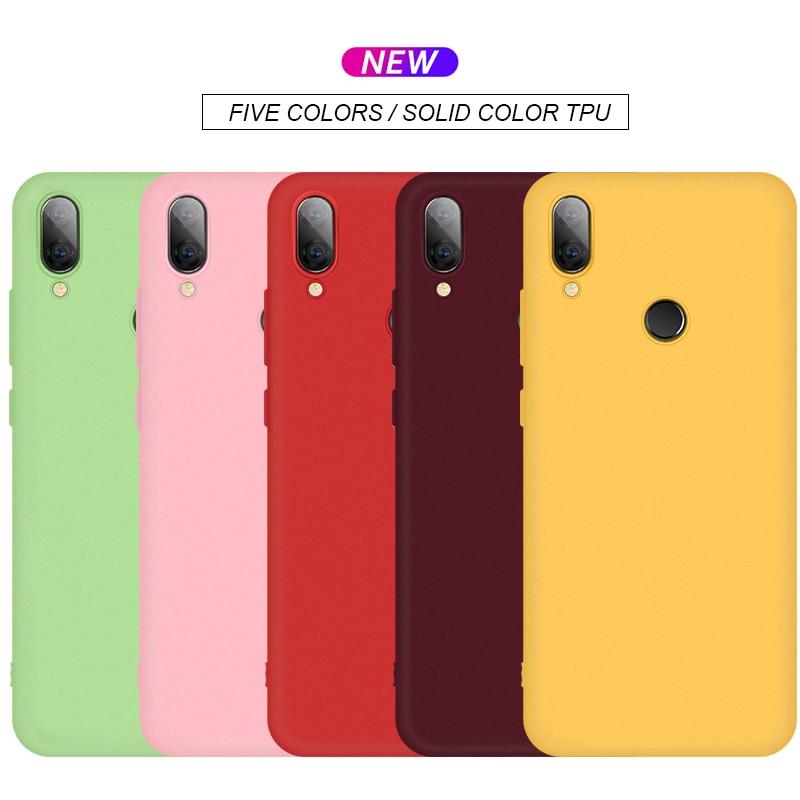 Candy TPU Case For Xiaomi Redmi7 Redmi 7 Note 7 6 5 Pro 7A 6A K20 Pro Case Xiomi Redmi Note 7 Note7 Pro 7Pro Case Redmi K20pro