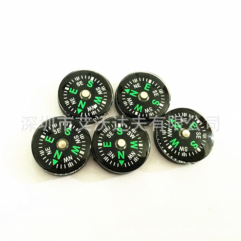 Compass Manufacturers Direct Selling 20mm Oiling Copper Cap Environmentally Friendly Compass Watch Accessories Compass
