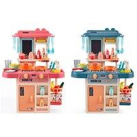 Running Water Function Water Tap Big Size Kitchen Plastic Pretend Play Toy Kids Kitchen Cooking Toy Children baby Gift