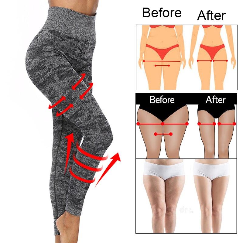 Seamless Leggings Women Fitness Leggings For Women Jeggings Sportswear Femme High Waist Exercise Leggings