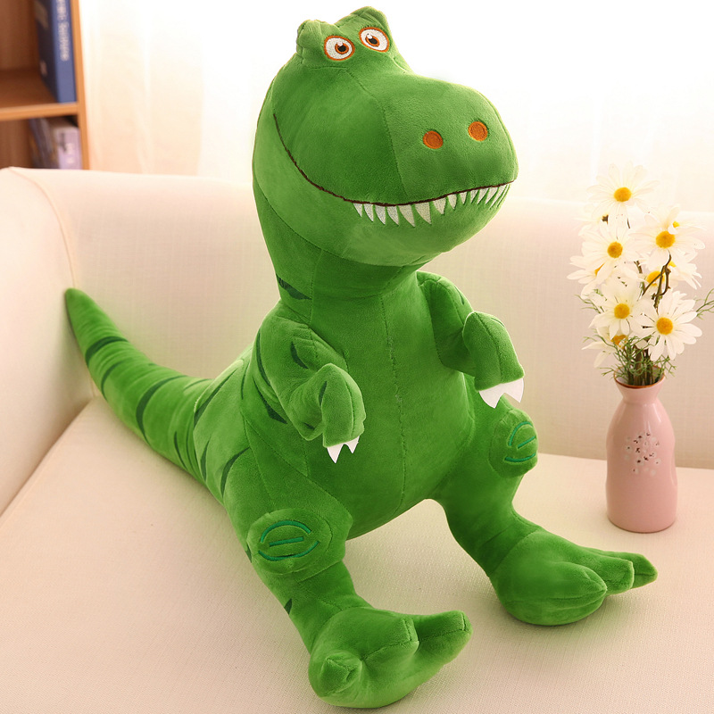 1pc Hot 30-50cm Dinosaur Plush Toys Hobbies Cartoon Tyrannosaurus Stuffed Toys Doll Children Boys Baby Birthday Christmas Gifts