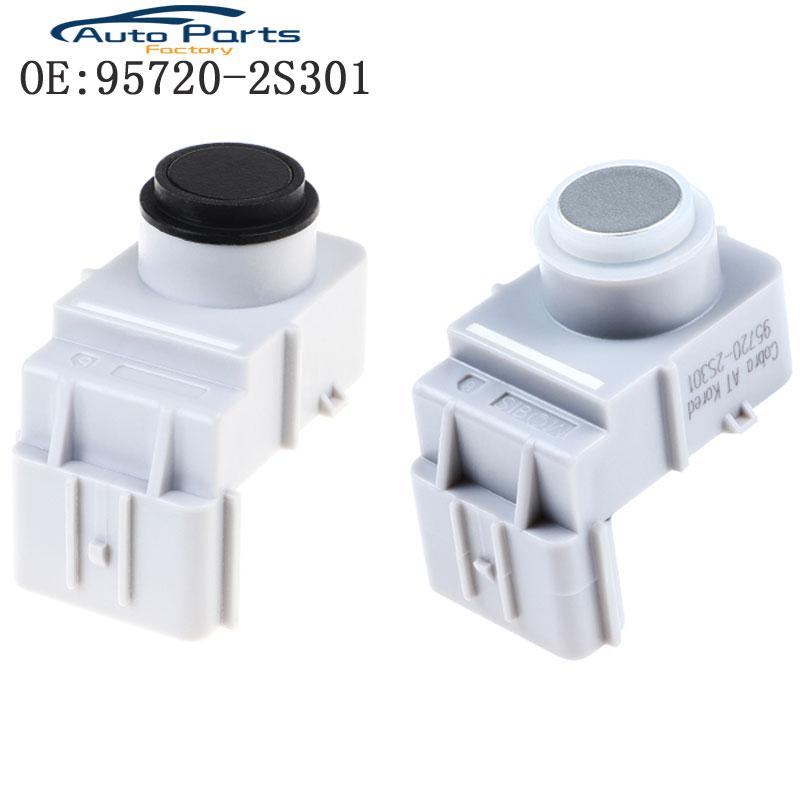 New Black And Silver Color PDC Parking Sensor For Hyundai IX35 95720 2S301 957202S301|Parking Sensors| - AliExpress