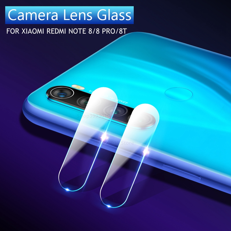 2PCS Camera Lens Tempered Glass For Xiaomi Redmi Note 8 Pro 8T 9s Lens Protector Protective Cover on Redmi 8 Note8 Pro 8 T Glass 1