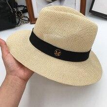 Европа и США, новая летняя соломенная шляпа, затенение шляпа, предотвращается греться в плоских карнизах, для мужчин и женщин, для путешествий