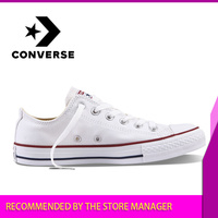 Converse All Star Unisex Skateboarding Shoes Men Outdoor Sports Casual Classic Canvas Women Anti Slippery Sneakers Low Top Shoes