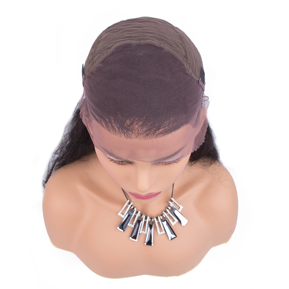H27dfd404d6d5442ea99e1f35424e36b0u Body Wave Lace Frontal Wig Human Hair Wigs 13×4 Lace Frontal Human Hair Wigs For Black Women Pre Plucked Non Remy Hair