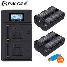 Sony Original NP FM500H NP FM500H FM50 Camera Battery for A57 A65 A77 A450 A560 A580 A900 A58 A99 A550 A200 A300 A350 A700 F717