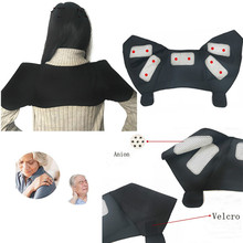 Lift-Tool Facial-Massager Neck-Pain-Improve Magnetic-Therapy Tourmaline Shoulder-Belt