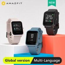 Huami Amazfit Bip Lite inteligentny zegarek wersja globalna lekki Smartwatch z 45 dni w trybie gotowości GPS