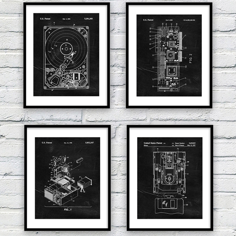 Unframed Science Print Dorm Wall Art Decor Gift Physics Definition Poster
