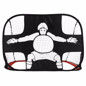 Folding Football Gate Net Goal