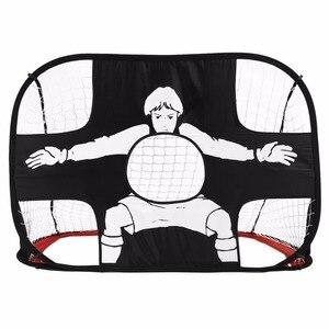 Folding Football Gate Net Goal