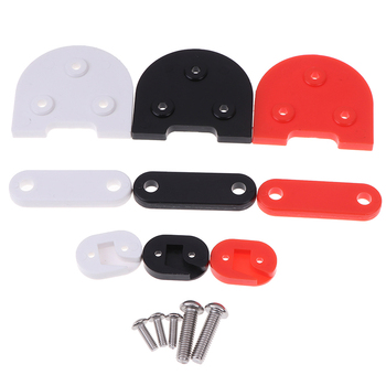 High Bracket Gasket Rear Fender Gasket Set For Xiaomi M365 Upgrade Scooter 10 Inch Electric Car Accessories Pad for xiaomi mijia m365 pro electric scooter accessories rear fender bracket foot support accessories red