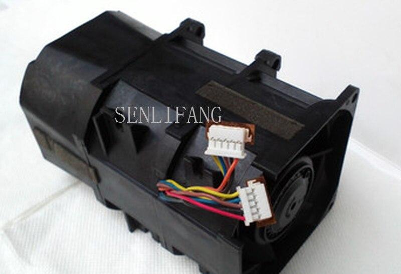 Free Shipping R80Y12BS2MC-07A05 DC 12V 5.50A 80x80x130mm Server Cooler Fan