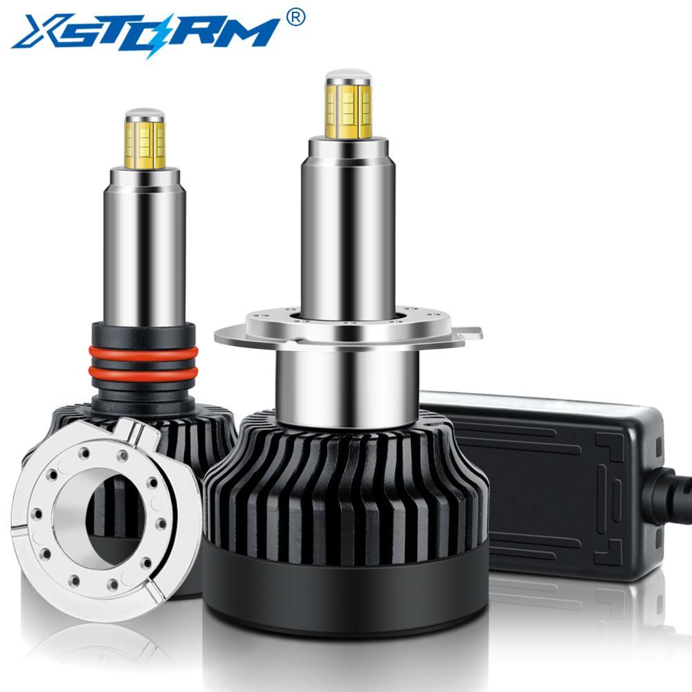 360 Degree 3D Car Headlight H7 LED Canbus H8 H11 9005 HB3 9006 HB4 LED Bulb 20000LM 12V 24V 6000K White Auto Fog Lamp