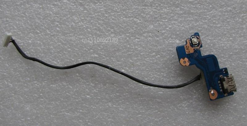 Genuine For Samsung RV408 RV409 RV411 RV415 RV509 RV511 RV515 RV520 USB Power Button BOARD BA92-07502A BA92-07488A