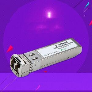 Image 2 - 10Gb 300M SFP SR for Mikrotik S+85DLC03D SFP 10G SR, 10GBASE SR SFP+ Transceiver 10GbE module MMF 850nm