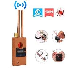 Wifi Pinhole Hidden Camera Detector Dual Antenna G529 RF Signal GPS GSM Mobile Micro Cam Anti Candid Spy Bug Finder new g319 anti spy gps signal lens gps gsm wifi g3 g4 sms rf tracker gsm spy bug detector anti candid camera detector