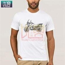 2020 verão t camisa masculina o-pescoço camisa r1200gs aventura 90 anos 2013 inspirado motocicleta arter engraçado t camisas