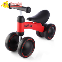 New Four Wheels Babywalker Baby Learning Walking Car Kids Ride On Cars Outdoor Drive Education Toy Go Cart Vehicle Present