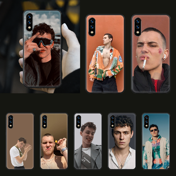 Spanish TV series Elite Season aron piper Phone Case hull For huawei honor play 6 7 8 9 10 view 20 A X i pro lite black image