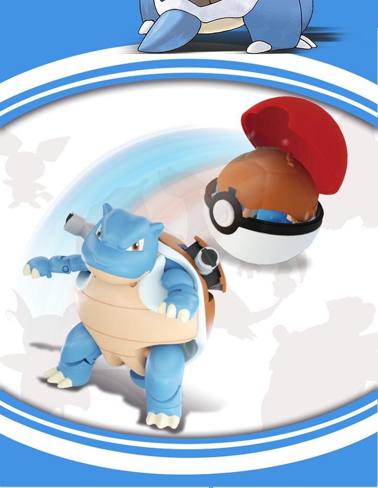 Pokemon In Pokeball Capsule Toys 15