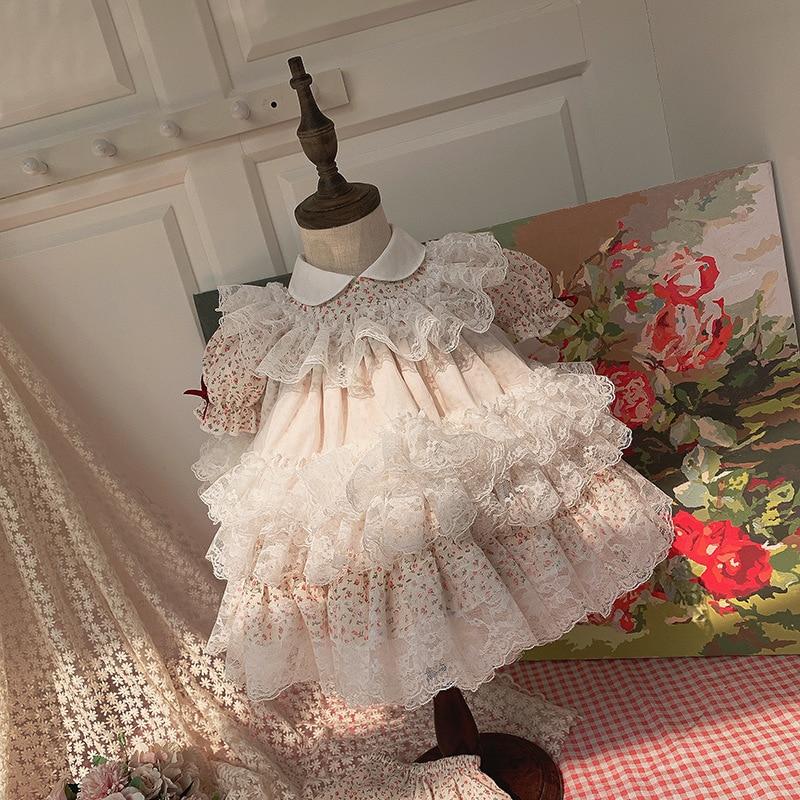 Летняя одежда для маленьких девочек 2020, платья принцессы для девочек, кружевное праздничное платье, одежда для девочек, детская одежда, банд