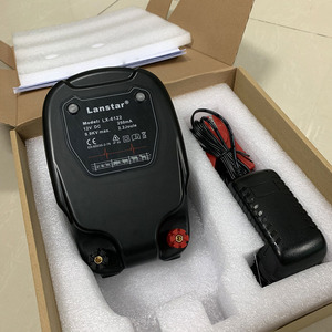 Image 4 - Lanstar 12KV 0.8J Stored Energy Farm Electric Fence Energizer Charger Controller shepherd