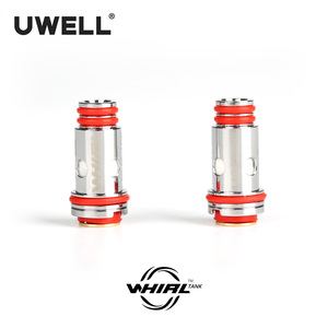 Image 4 - UWELL 5 paczek 20 sztuk wir 2 zbiornik cewki zastępcze głowy 0.6ohm E Atomizer papierosa rdzeń parownik