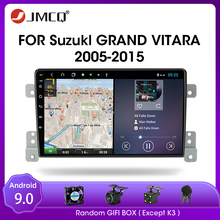 JMCQ Android 9,0 Auto Radio Für Suzuki Grand Vitara 3 2005 2012 2013 2014 2015 Multimidia Video 2 din RDS DSP 4 + 64G GPS Navigaion