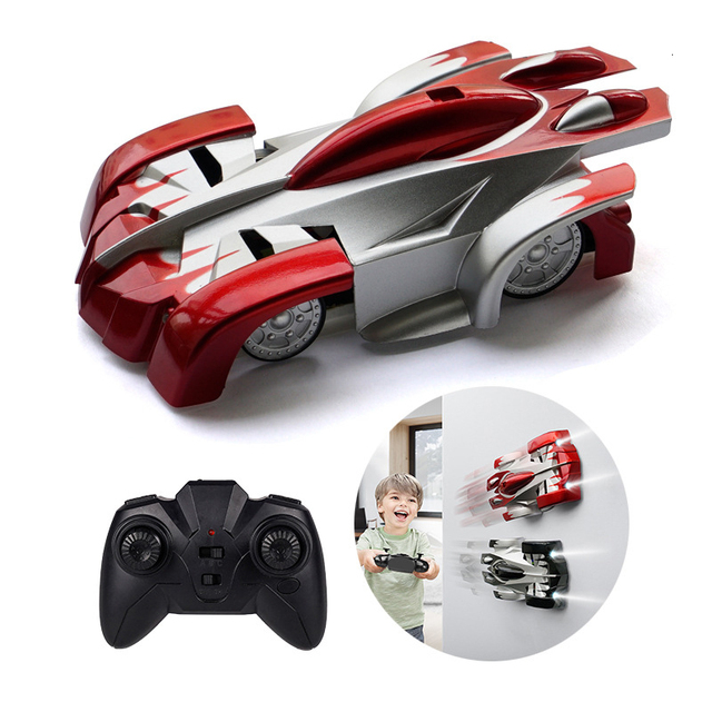 Mini RC Car Scale Pair 360 Rotat Dual Electric Car Remote Control Toys Controlled by Radio