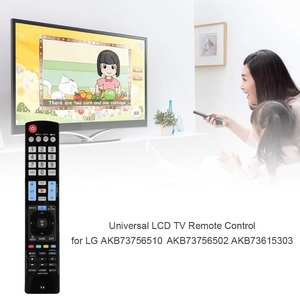 Remote-Control-Replacement Universal AKB73756504 LG for TV 1 Akb73756504/Akb73756510/Akb73756502/..