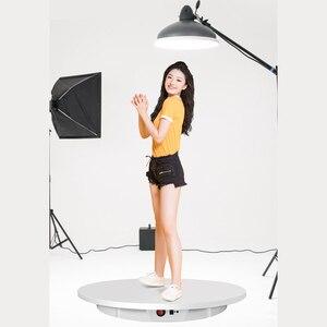 Image 5 - Support daffichage de télécommande 60cm, Base pour prise de vue en Studio Photo, supportant 100kg, Rotation automatique intelligente
