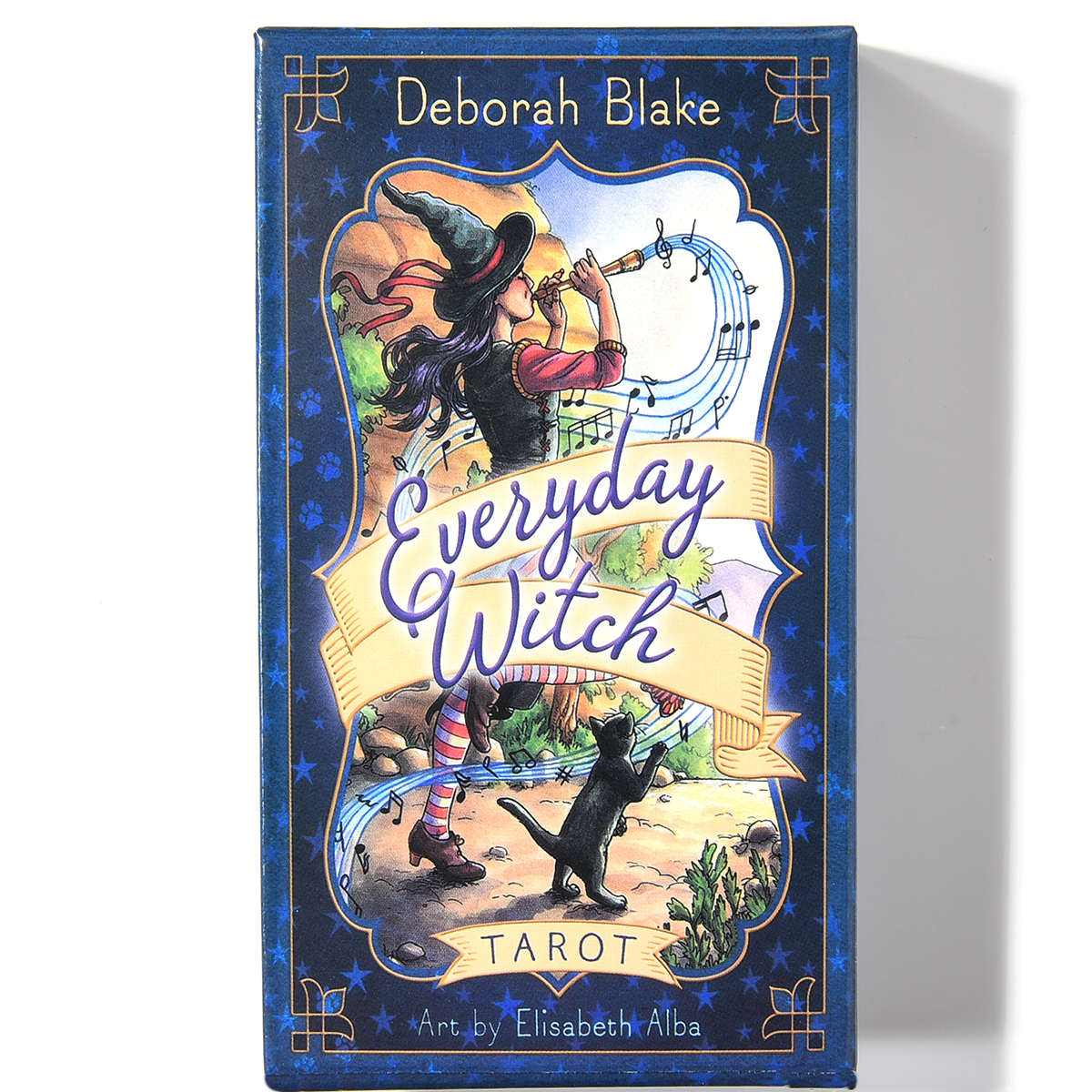 Everyday Witch Tarot Cards Deck Oracle Electronic Guide Book