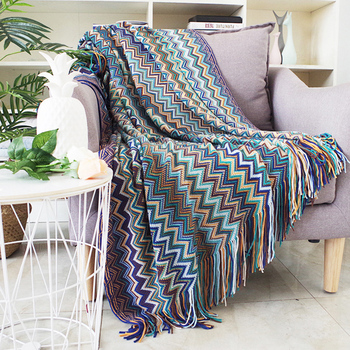 Soft Warm Throw Blanket Sofa Hanging Tapestry Aircraft Sofa Use Office Blanket Towel Travel Portable Car Travel Cover Blanket цена 2017