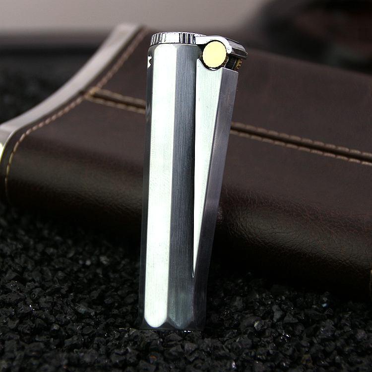 Металлическая керосиновая ветрозащитная Зажигалка в стиле ретро