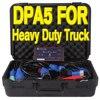 Neueste DPA5 Dearborn Protokoll Adapter 5 Heavy Duty OBD2 Lkw Scanner DPA 5 Diesel Heavy Duty Diagnose Werkzeug Ohne Bluetooth