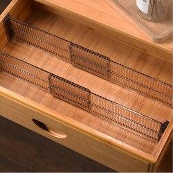 Разделитель перегородок для шкафов, 2 шт., регулируемая перегородка для шкафов DIY, органайзер для хранения отделочных перегородок