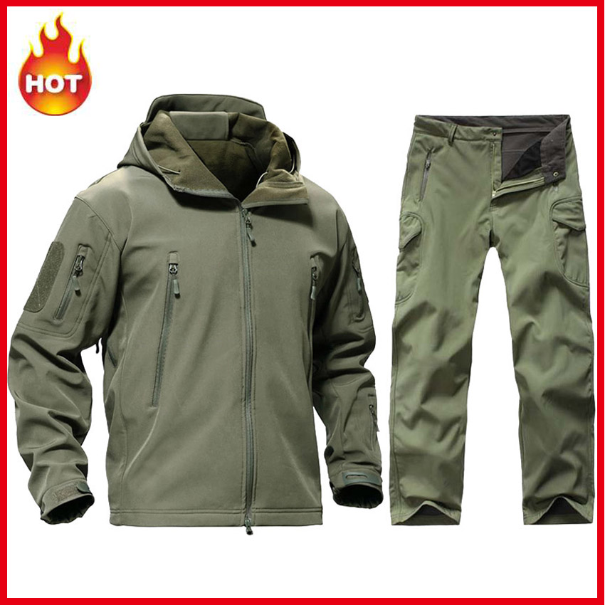 softshell tatico tad define men jacket calcas camuflagem ao ar livre roupas de caca militar caminhadas