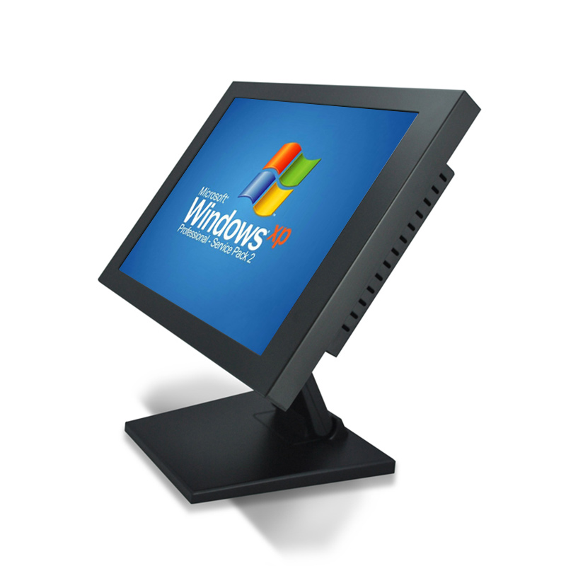 Embedded Wall Mount VESA Square Screen 4:3 Industrial 12 Inch Touch Screen Android Panel Mini All In One Panel PC