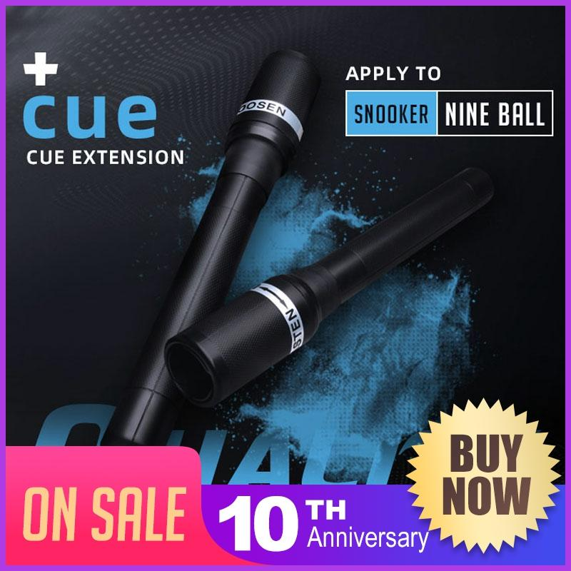 Billiards Accessories Cue Extension Extender For Pool Cue Or Snooker Cue Durable Non Slip High Quality