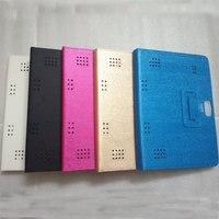 PU deri kılıf için PIXUS görüş patlama 10.1 inç Tablet Folio standı kılıf