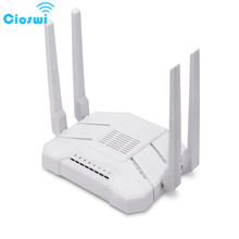 Cioswi 1200Mbps Dual Band Wireless Gigabit Wifi Router Stabile Internet Starke Wifi Signal High Gain Antenne Verstärker Breite(China)