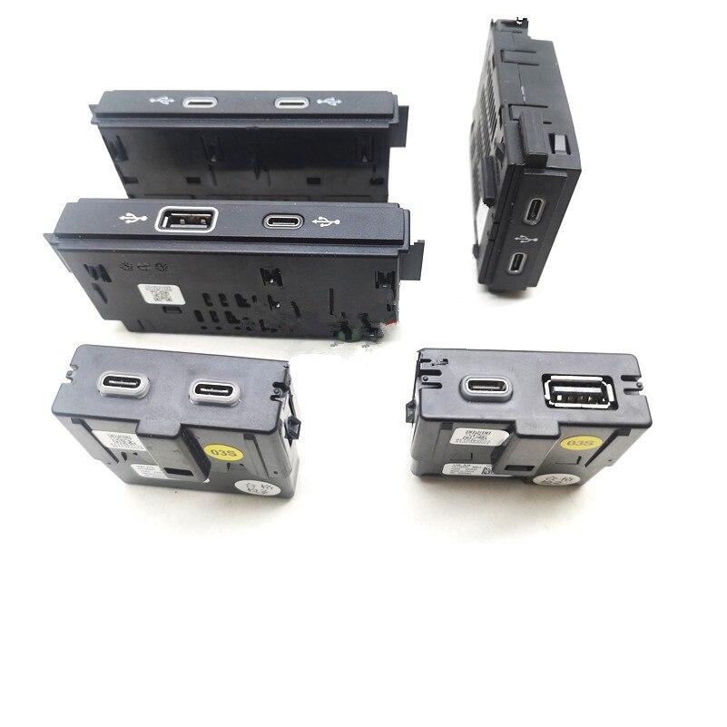 OEM USB Type-C разъем передний задний USB адаптер для VW Touran Tiguan MK2 2017 2018