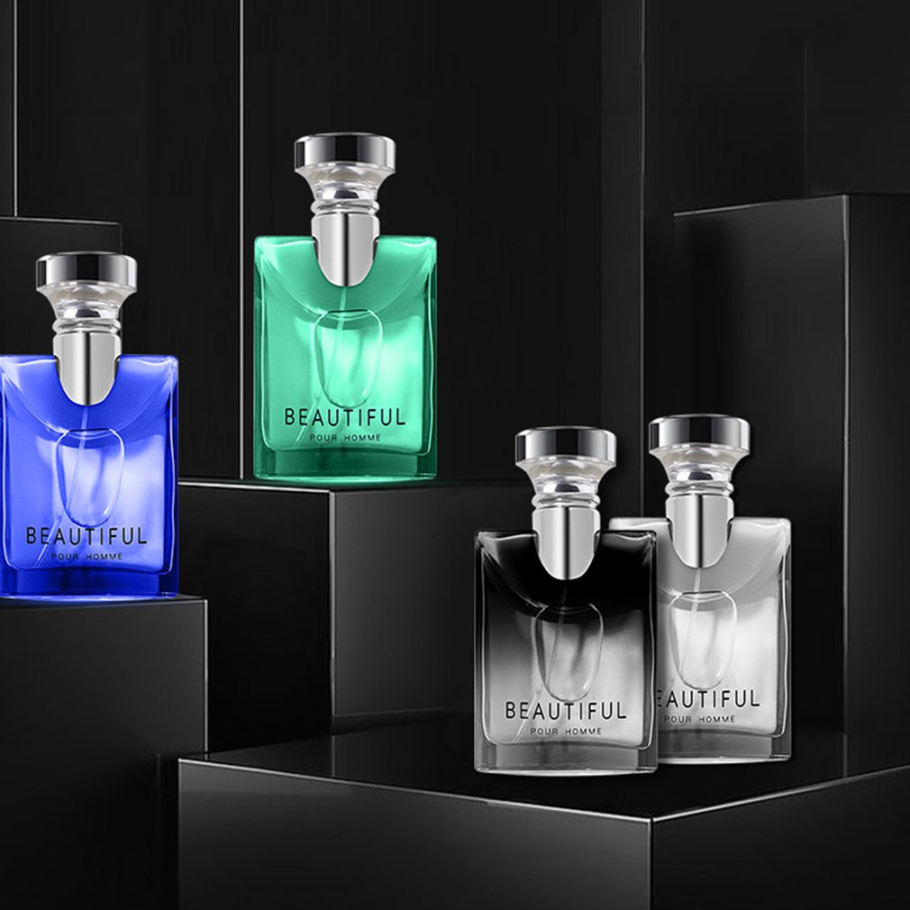 Men'S Perfume 100Ml Long Lasting Men Fresh Portable Charming Charm Men'S Perfume Practical Male Perfume