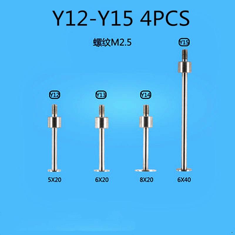 lengthen teste agulha m25 injector de trilho 05