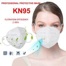 5-schicht CE KN95 Medizinische Maske mit Atem Ventil Filter Schutzhülle Falten Masken Verschmutzung Staub Atemschutz Chirurgische Gesicht Maske