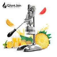 WantJoin Stainless Steel press juicer Lemon Oranges queezer Commercial Pomegranate Fruit Juice Extractor Press juicer maker home|Juicers| |  -