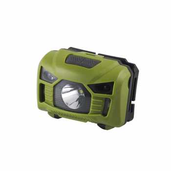 Smart sensor headlight outdoor camping climbing mountain portable LED headlight 5 modes rechargeable waterproof headlamp
