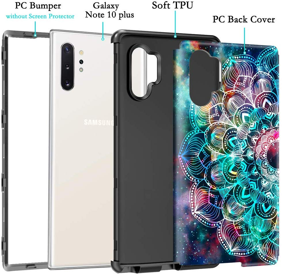 Full Body Coverage Cover Samsung Galaxy S9 S10 Plus Note 10 Note 9